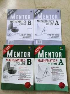 O Level Mentor Mathematics Vol A&B