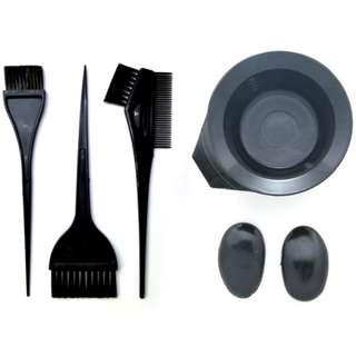 Dye Hair Kit Set , Dye Combs
