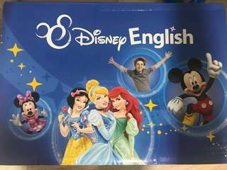 Grolier Disney English books and dvds