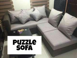 Modern Puzzle Sofa