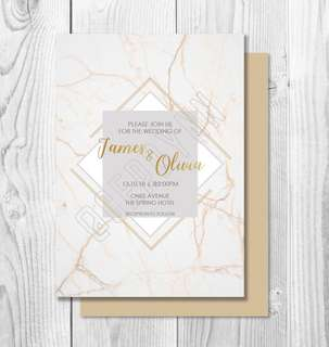 Invitation Card Customisation - 24