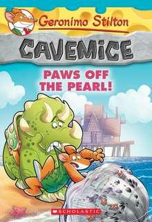 (BN) Geronimo Stilton Cavemice #12 Paws Off the Pearl!
