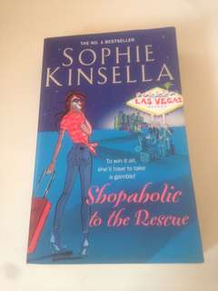 Preloved books: Shopaholic to the rescue