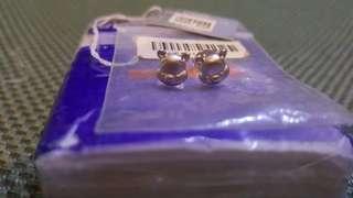 Disney 針 耳環,全新未用過、有吊牌、有袋