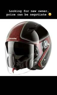 Authentic Shark Helmet RJS
