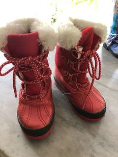 Mother care boots