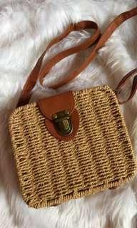 PRE ORDER Rattan Bag