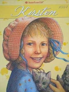 American Girl Full Box Set (Kirsten)
