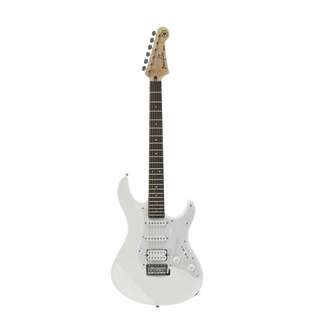 Installment : Electric Guitar – PAC012 White ($63.25 x 4 months)