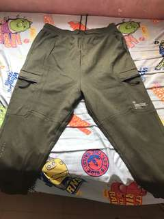Fingerxcroxx casual pants