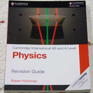 A Level Cambridge Physics Revision Guide