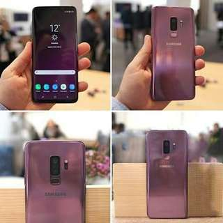 RUSH SALE!!!Samsung S9 plus 128gb