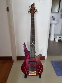 Wtt yamaha rbx6jm. Dream theater bass