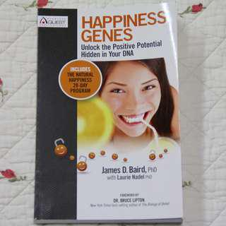 Happiness Genes by James D. Baird
