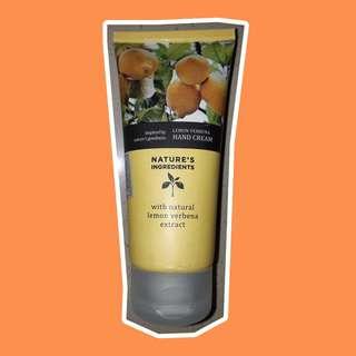 M&S Lemon Hand Cream