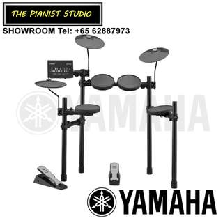 [NEW MODEL!] THE PIANIST STUDIO | Yamaha DTX Electronic Drum DTX402K Singapore Sale!