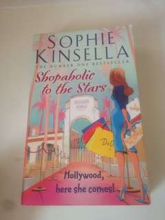 Preloved books: shopaholic to the stars