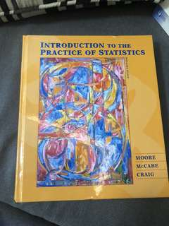 Introduction to the Practice of Statistics (Undergraduate)