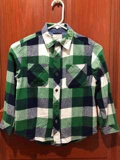 Weatherproof Vintage Flannel Long Sleeve Shirt