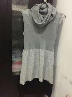Dress IFA tanpa lengan