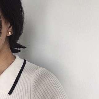 🚚 韓國代購金屬耳環