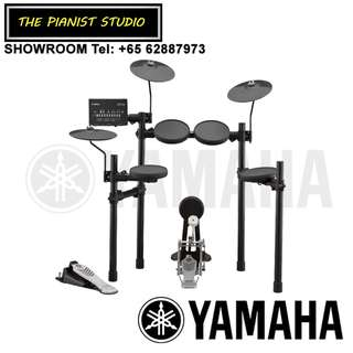 [NEW MODEL!] THE PIANIST STUDIO | Yamaha DTX Electronic Drum DTX432K Singapore Sale!
