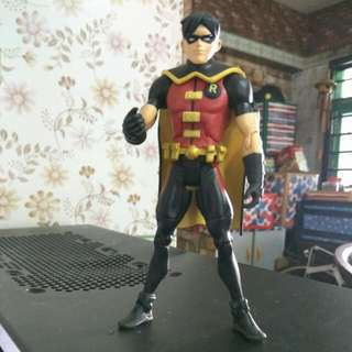 Young Justice Robin 6 Inch Figure
