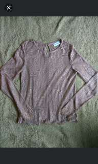 Pull & Bear Lace