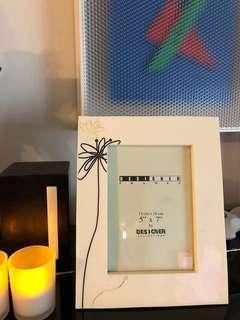 5R contemporary designer photo frame