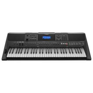 Installment : Portable Keyboard – PSR-E453 ($117.30 x 4 months)