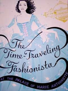 The Time Traveling Fashionista: At The Palace Of Marie Antoinette
