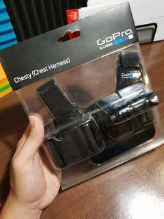 BRAND NEW! GoPro Chesty (Chest Harness)
