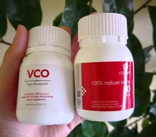 VCO virgin coconut oil