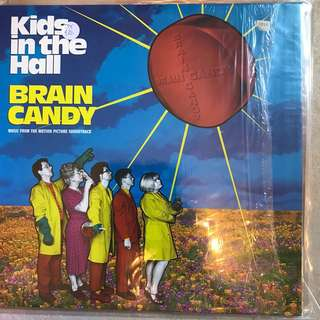 Vinyl Lp Records 002 BRAIN CANDY KIDS IN THE HALL