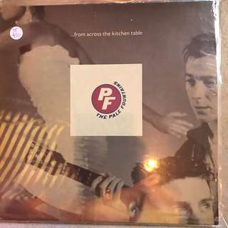 Vinyl Record 003 THE PALE FOUNTAINS