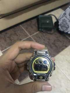 G SHOCK DW6900CB1 CUSTOM