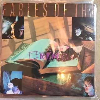 Vinyl Records R.E.M