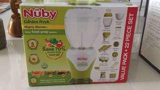 Nuby baby blender