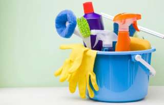 CLEANING SERVICES PLS CALL 8161888