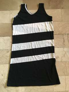 BNEW Stripes dress