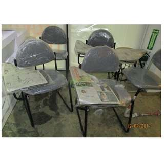 TC SLED TRAINING CHAIRS  SCHOOL CHAIRS TABLET SLED BASE FOAM