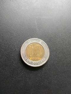 錯體中間黄色移位$10(2)