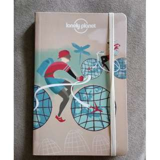 Lonely Planet Travel Journal