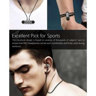 🚚 Splash proof Wireless/bluetooth headset/earphone