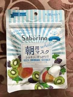 🚚 日本面膜BCL Saborino 早安面膜