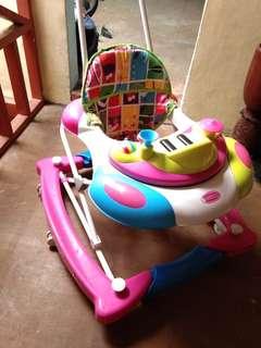 Plico Stroller & Baby Worker (Bisa satuan) BU
