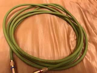 Van den hul the sub rca cable