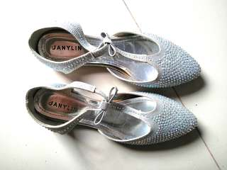 Glittery Shoes