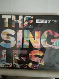 The Singles by Savage Garden