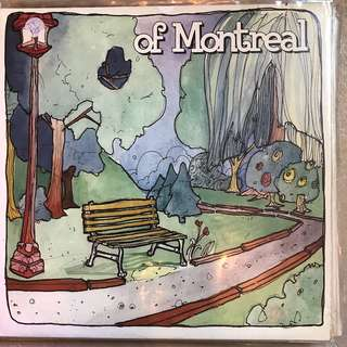 Vinyl records 006 OF MONTREAL